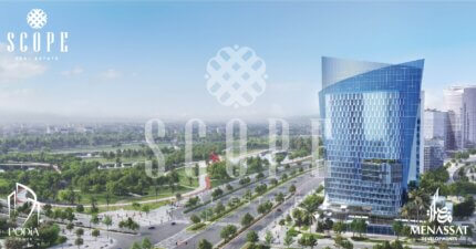 بوديا أول برج ذكي في العاصمة الإدارية الجديدة